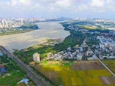 海口挂牌三宗江东新区土地,江东新区未来发展可期