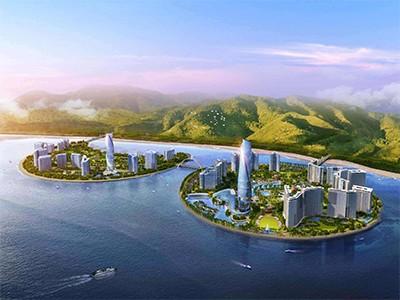 万宁日月湾人工岛控规公示:日岛规划59.38公顷,打造海上综合休闲旅游区!