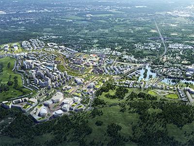 《海口观澜湖旅游园区总体规划(2018-2035)》《海口观澜湖旅游园区控制性详细规划(含城市设计)》正式公示